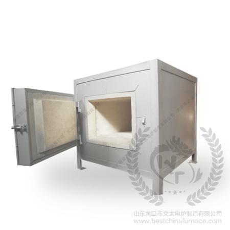 甘肃0-1300℃箱式电阻炉